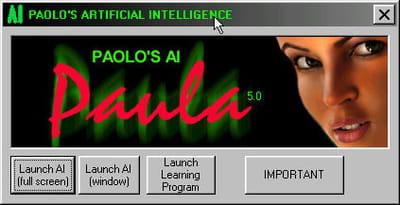 paula permet de 'rencontrer' une intelligence artificielle qui apprend de vous