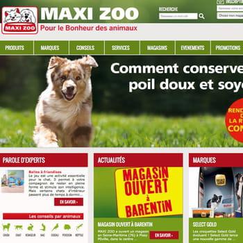 responsable de magasin maxi zoo entre 25 000 et 35 000 euros par an. Black Bedroom Furniture Sets. Home Design Ideas