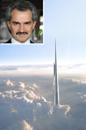 la tour du royaume fera la fierté du prince al-walid ben talal, 30e fortune