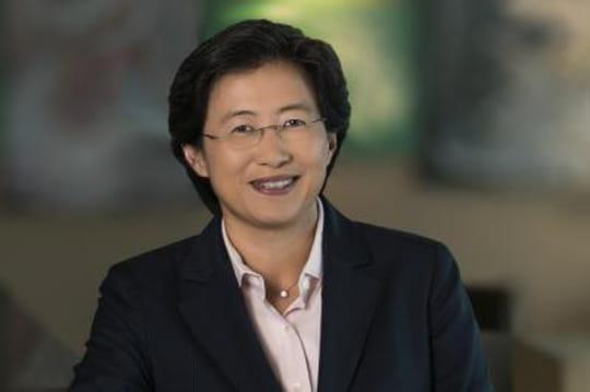 Lisa Su devient CEO d'AMD