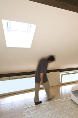 exit les derniers étages bas de plafond que les acheteurs auront du mal à