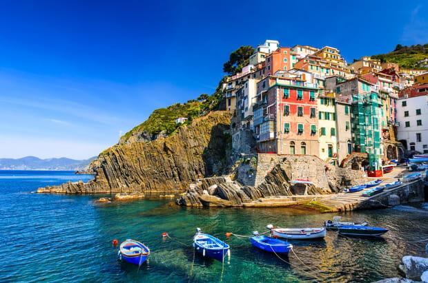 Les Cinq Terre, Italie