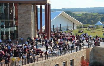 le campus d'epic system à verona, dans le wisconsin.