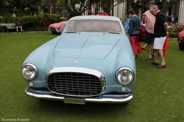 Le 375 America PF Coupé de 1953