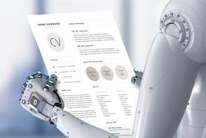 Dans les grands groupes, l'IA prend en main la gestion RH