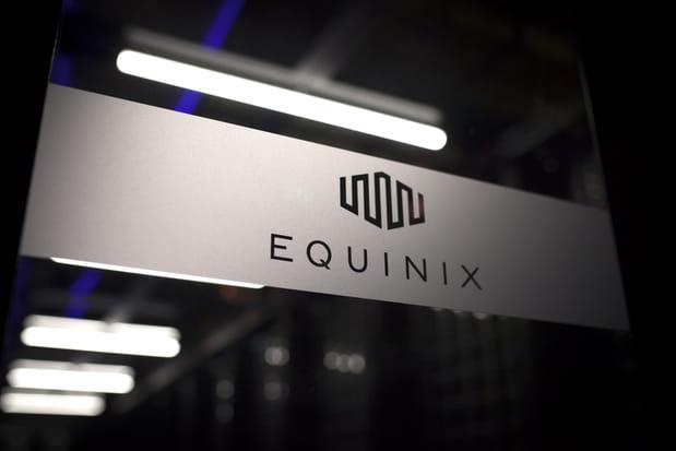 Des infrastructures louées à Equinix