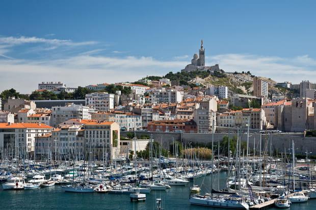 12e ex aequo : Marseille