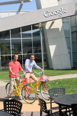 googleplex vélo