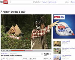 la campagne tipp-exse base sur une vidéo interactive.