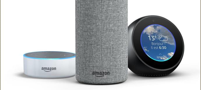 Amazon Echo: prix, modèle, date de sortie, commandes vocales...