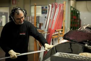 en trois ans, le fabricant savoyard a rapatrié la fabrication de 95000paires