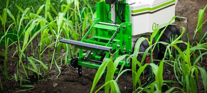 Reportage : les dernières innovations pour une agriculture connectée