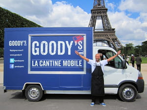 comme tous les pionniers de la street-food, goody's s'est vite révélé rentable.