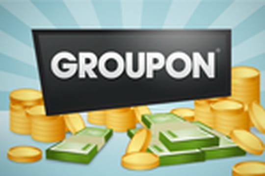 Groupon révèle une perte de 540 millions de dollars et annonce son IPO
