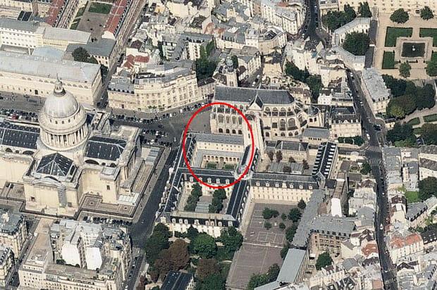 2e ex aequo : Lycée Henri IV (Paris), 12041€ lem²