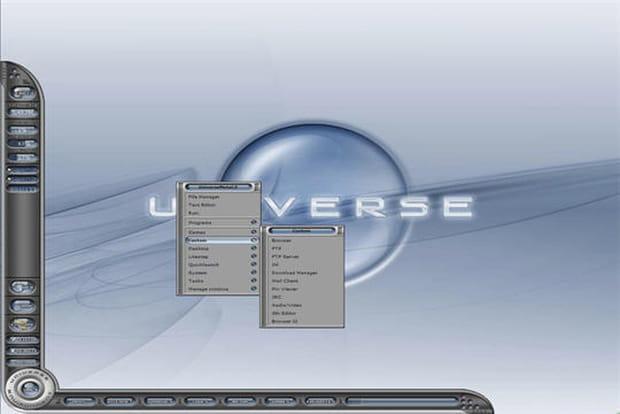 Universe Metal