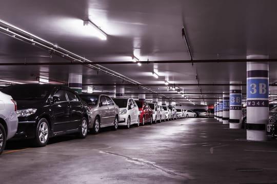Lettre de résiliation de parking