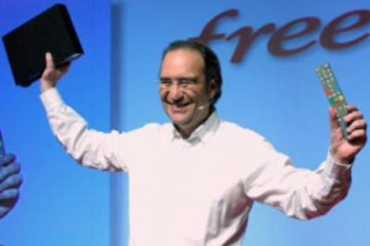 Iliad-Free accroît couverture, part de marché, revenus et résultat