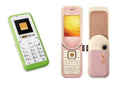 bic phone et nokia 7373