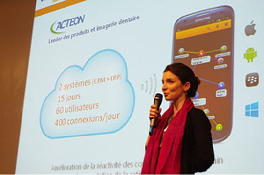 EuroCloud Europe Award 2013 : Nomalys parmi les gagnants