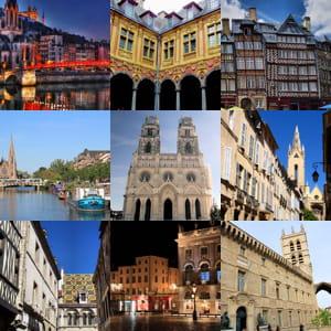 découvrez les grandes villes où la population est la plus diplômée.