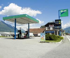 le prix du gazole dans les stations elan a baissé de 3,57% en 2009.