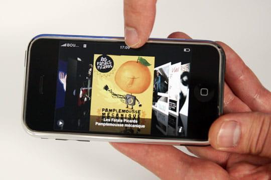 iPod de luxe ?