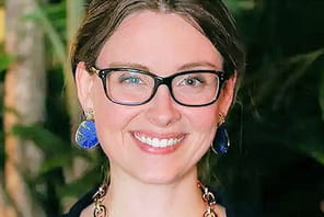 """Maryne Cotty-Eslous (Lucine):""""Lucine développe un médicament numérique contre les douleurs chroniques """""""