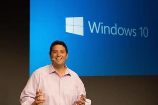 Microsoft lève le voile sur Windows 10