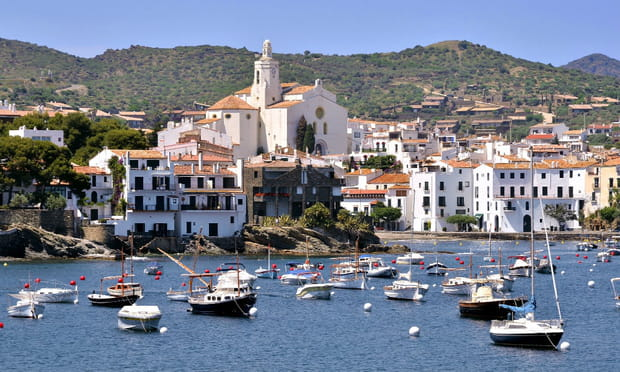 Cadaques (Espagne): daliesque