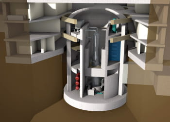 une mini centrale nucl aire en kit. Black Bedroom Furniture Sets. Home Design Ideas