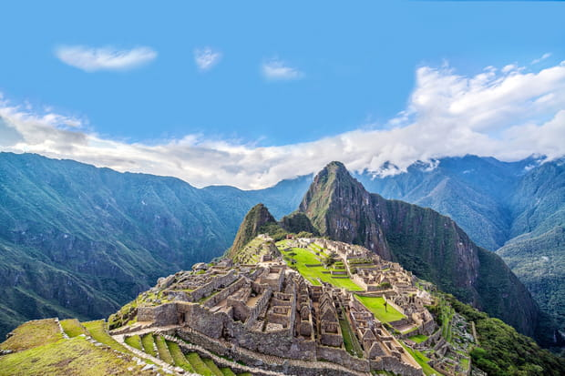 Le Machu Picchu, Pérou