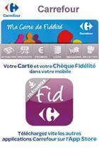 le sous-domaine dédié aux accès mobile de carrefour.fr.