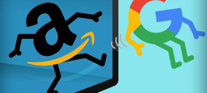 SEA: Amazon peut-il déloger Google Shopping en France?