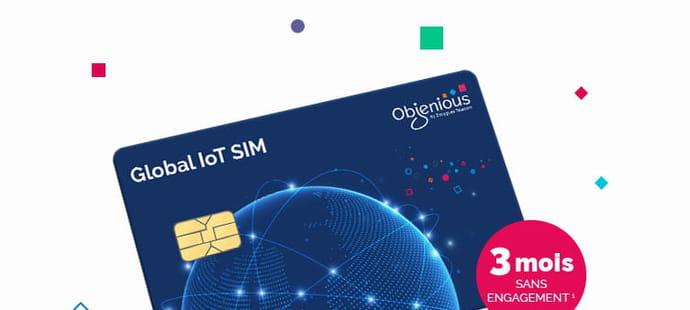 Objenious: l'opérateur lance IoT SIM XXL, un nouveau forfait 5G