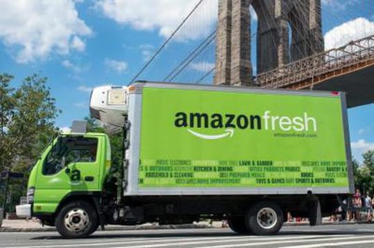Amazon va lancer sa propre marque alimentaire