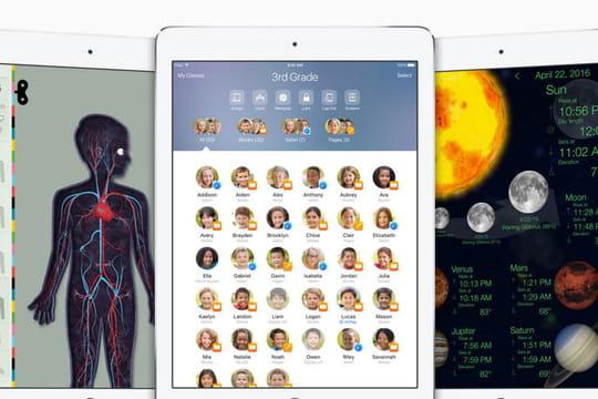 iOS 9.3 : l'iPad s'ouvre (enfin) au multi-compte