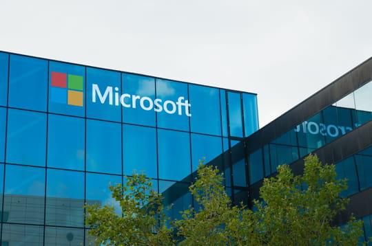 Trimestriels de Microsoft : Windows décline, et le bénéfice chute