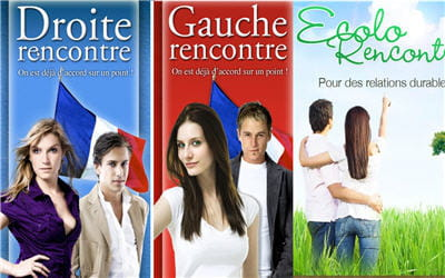 il existe des déclinaisons 'gay' de ces sites ou localisées à paris