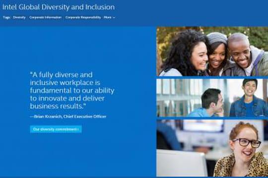 Intel investit 300 millions pour améliorer la diversité de ses salariés