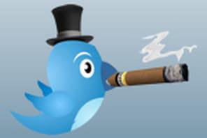 Les grands patrons sur Twitter