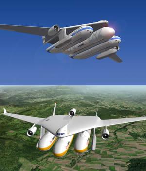 un avion clip-air peut transporter autant de passagers que trois airbus a320