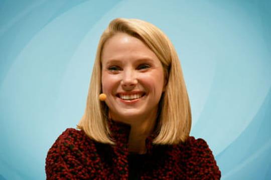 """Marissa Mayer """"déçue"""" par les résultats de Yahoo au 2nd trimestre"""