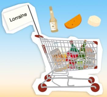 les produits les plus consommés en lorraine