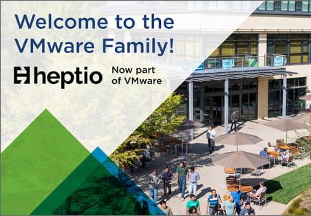 Comment VMware déploie sa stratégie Kubernetes avec Heptio