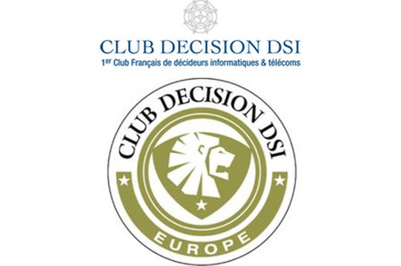 Rencontre du Club Décision DSI : 150 DSI attendus le 22 octobre