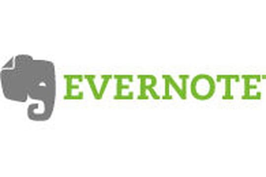 Evernote lève 50 millions de dollars