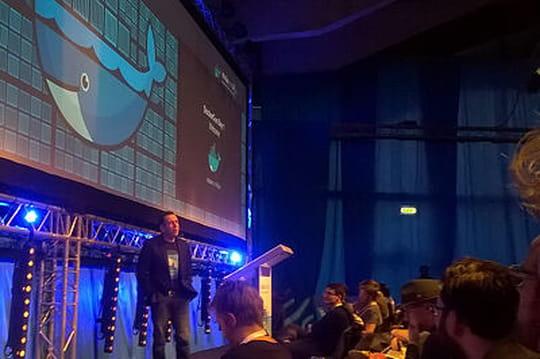 DockerCon Europe : le Docker Hub atteint 67 millions de téléchargements