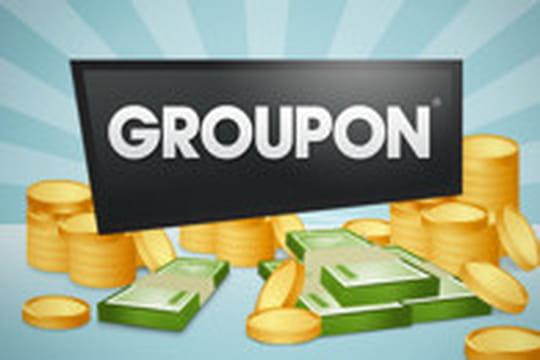 Soupçonné de faillite imminente, Groupon réfute tout problème financier