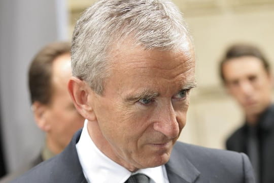 Bernard Arnault investit, coup sur coup, dans deux start-up françaises